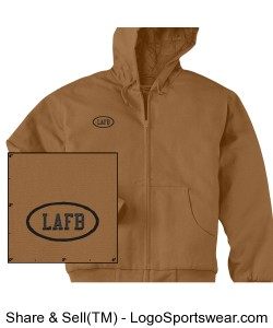 Work Jacket Design Zoom